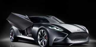 HND-9 Sports Coupe Concept