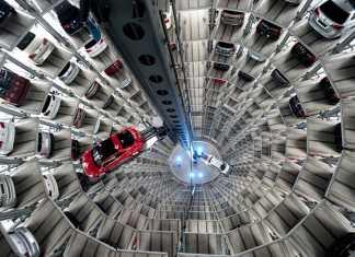 GERMANY AUTOMOTIVE VOLKSWAGEN VW