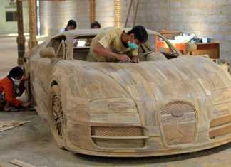 Bugatti-Veyron-from-Wood-Indonesia