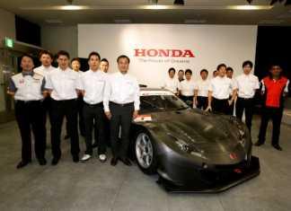 Honda-President