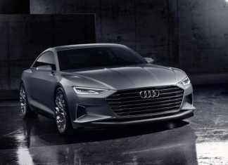 Концепт Audi Prologue