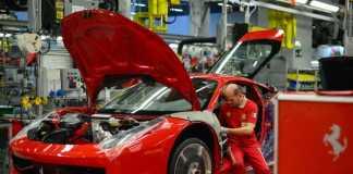 Ferrari заплатит Фиату $2,8 млрд