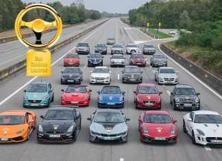 Auto Bild назвал лучшие автомобили года