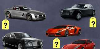 Самые дорогие автомобили в Украине