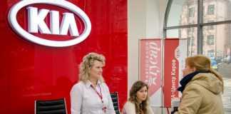 Kia остановила продажи в России