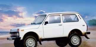 АвтоВАЗ собрал Ниву с движком от Альфа Ромео
