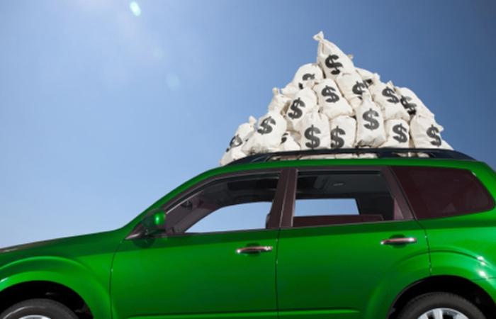 Возвращение подоходного налога при покупке автомобиля