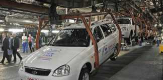 АвтоВАЗ потерял на продажах в Украине около 1 млрд грн.
