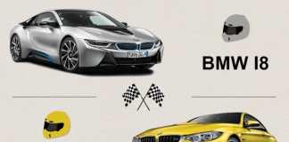 BMW i8 против BMW M4