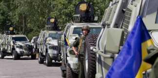 Новая техника для украинской армии