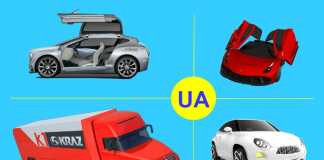 Украинские прототипы машин