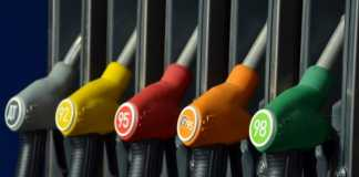 Продажи топлива в Украине