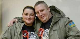 Андрей Янголенко и его жена Ирина