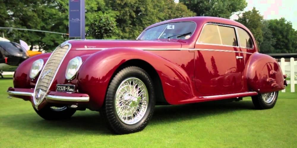 Alfa Romeo 6c Sport Berlinetta