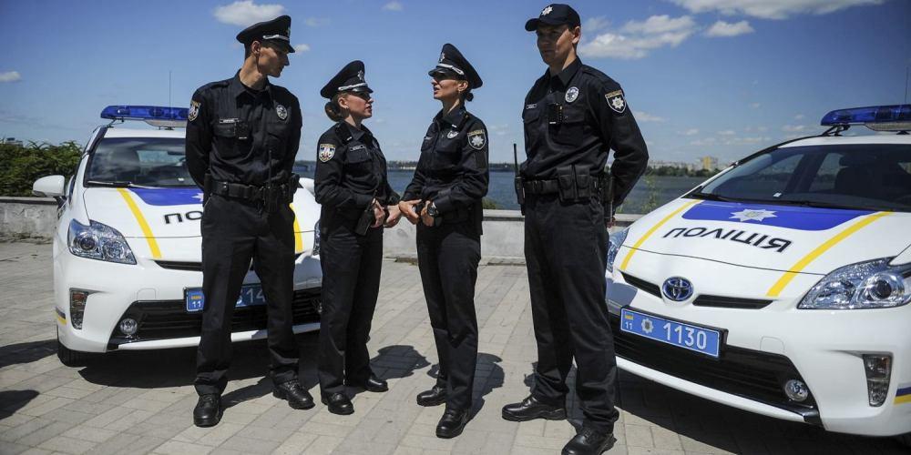 На что имеет право патрульная полиция Украины