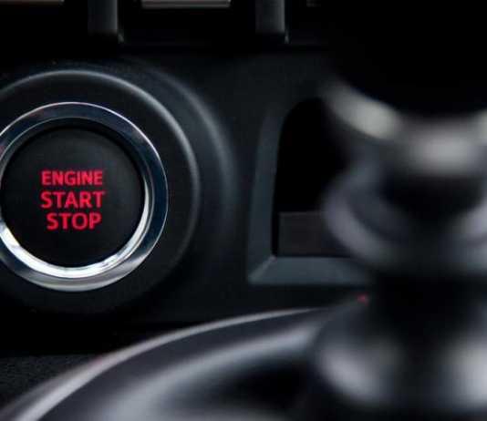 Старт-стоп двигатель