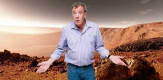 Джереми Клаксон о полетах на Марс