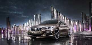 BMW Concept Compac Sedan