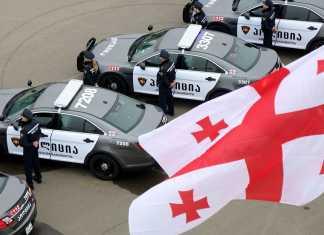 Патрульная полиция Грузии