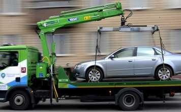 Когда ваш автомобиль могут эвакуировать