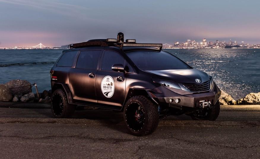 Toyota Sienna Concept