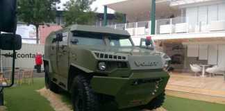 Белорусский бронеавтомобиль «Волат»