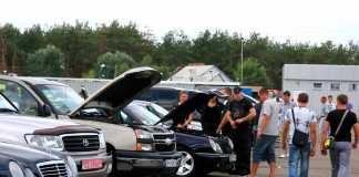 Подержанные авто, Украина