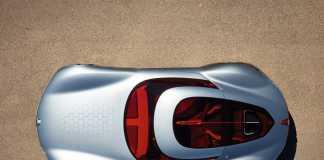 Электромобиль Renault Trezor