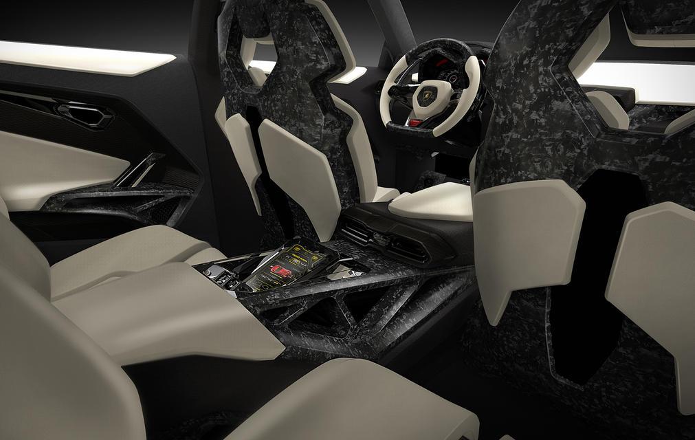 Кроссовер Lamborghini Urus