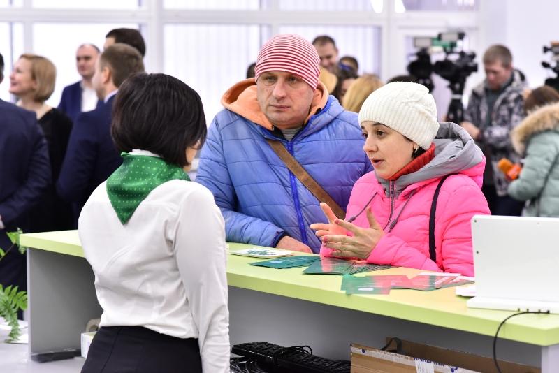 Сервисный центр МВД, Ровно