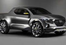 Hyundai Santa Cruz Concept