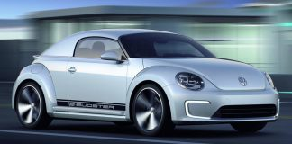 Volkswagen E Bugster