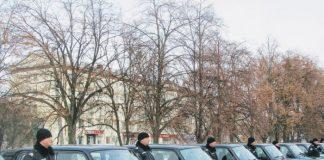 Лада Нива полиции Полтавской области