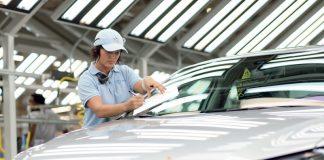Производство Volkswagen