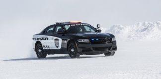 Полицейский автомобиль Dodge