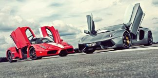 Ferrari и Lamborghini