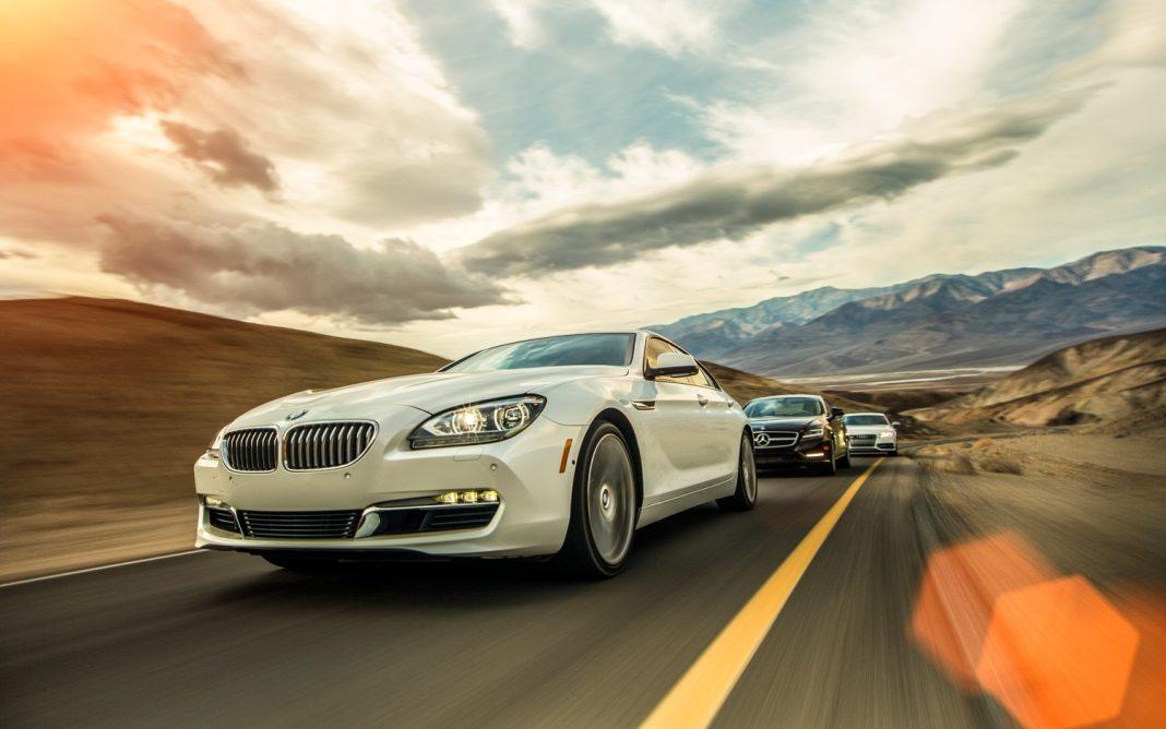 BMW, Mercedes, Audi