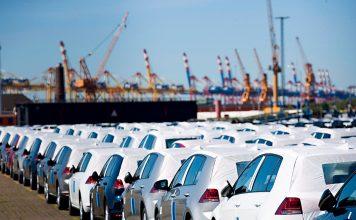 Экспорт автомобилей