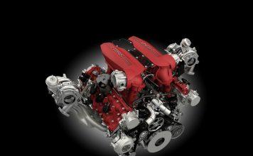 Ferrari 3.9-litre biturbo V8