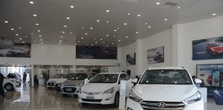 Шоурум Hyundai