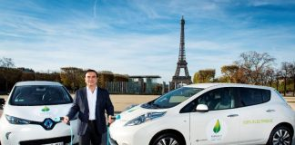 Карлос Гон, глава альянса Renault-Nissan