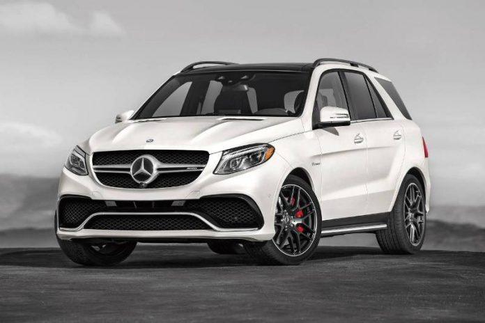 Mercedes-Benz GLE-Class 2017