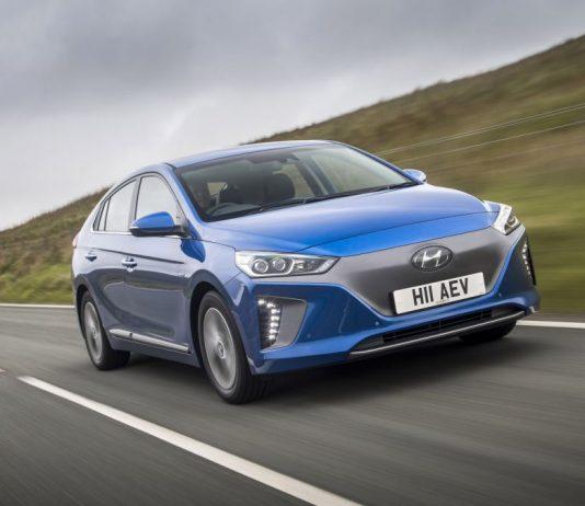 Hyundai Ioniq Eectric