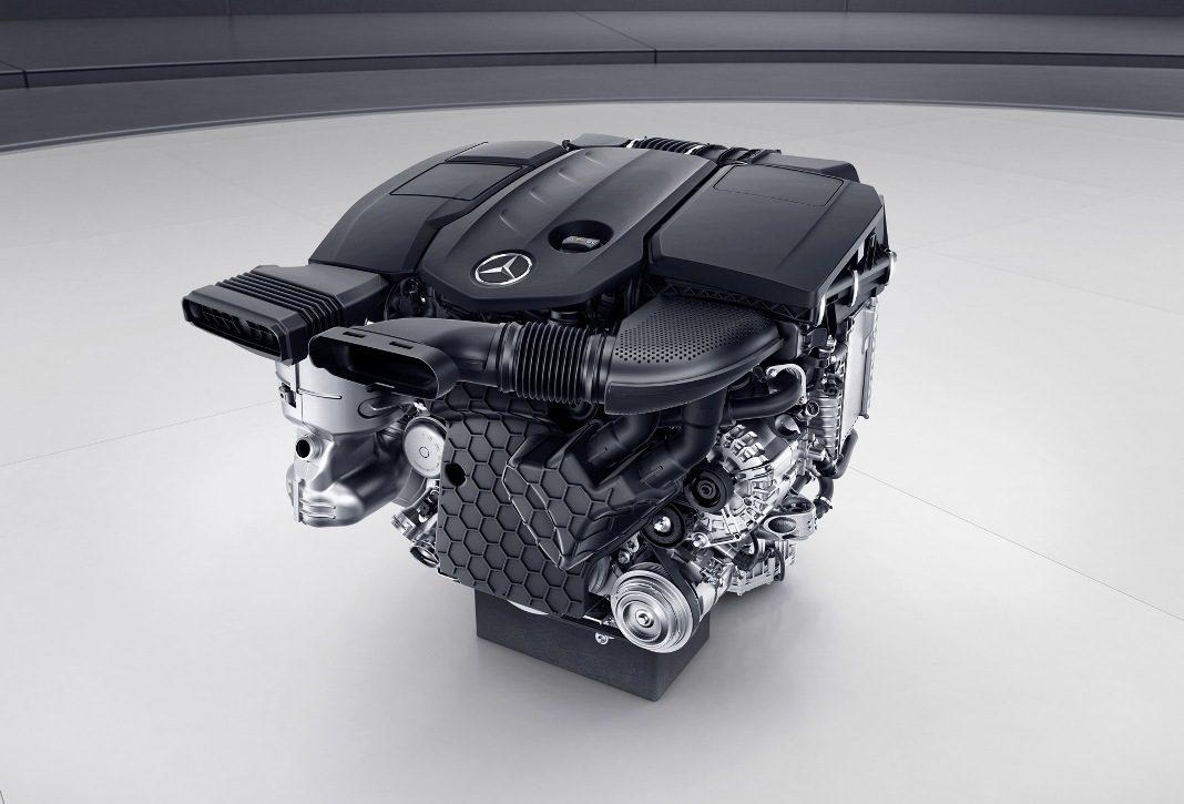 2-литровый дизельный мотор Mercedes
