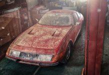 Ferrari 365 GTB 4 Daytona Berlinetta Alloy by Scaglietti