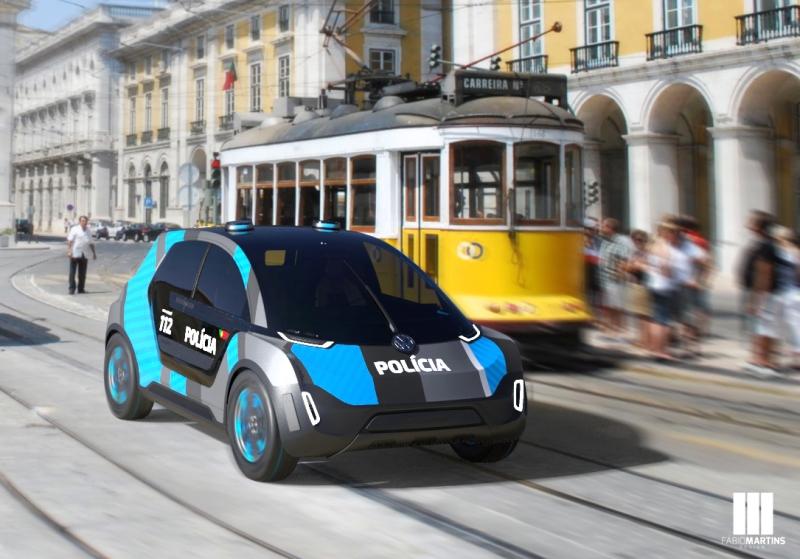 Volkswagen Interceptor Concept