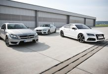 BMW M6 Gran Coupe vs Audi RS7 vs Mercedes-AMG CLS63 S