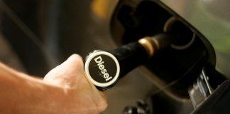 Заправка дизельного авто