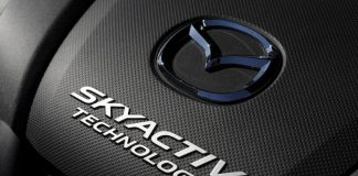Мотор Mazda