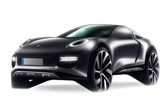 Porsche 911 SUV Concept